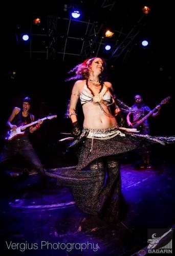 Ra Djan with Michal Glikberg - Tribal Fusion Goddess
